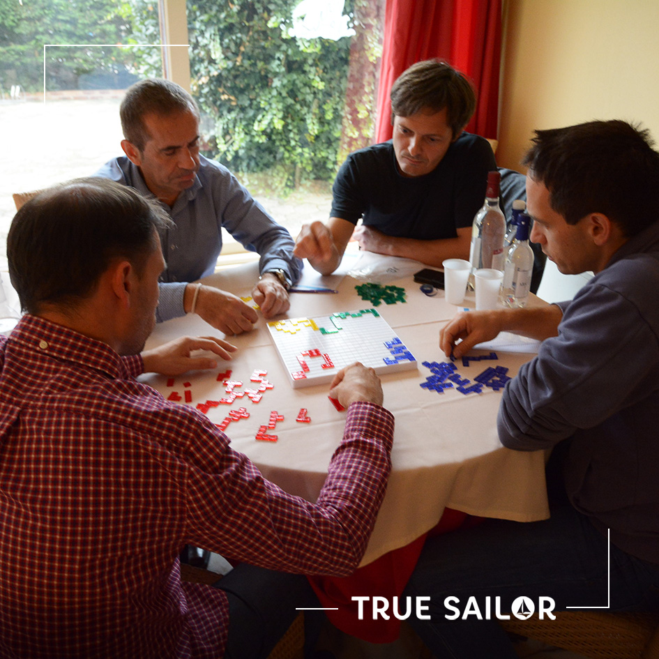 Team building avec serious game