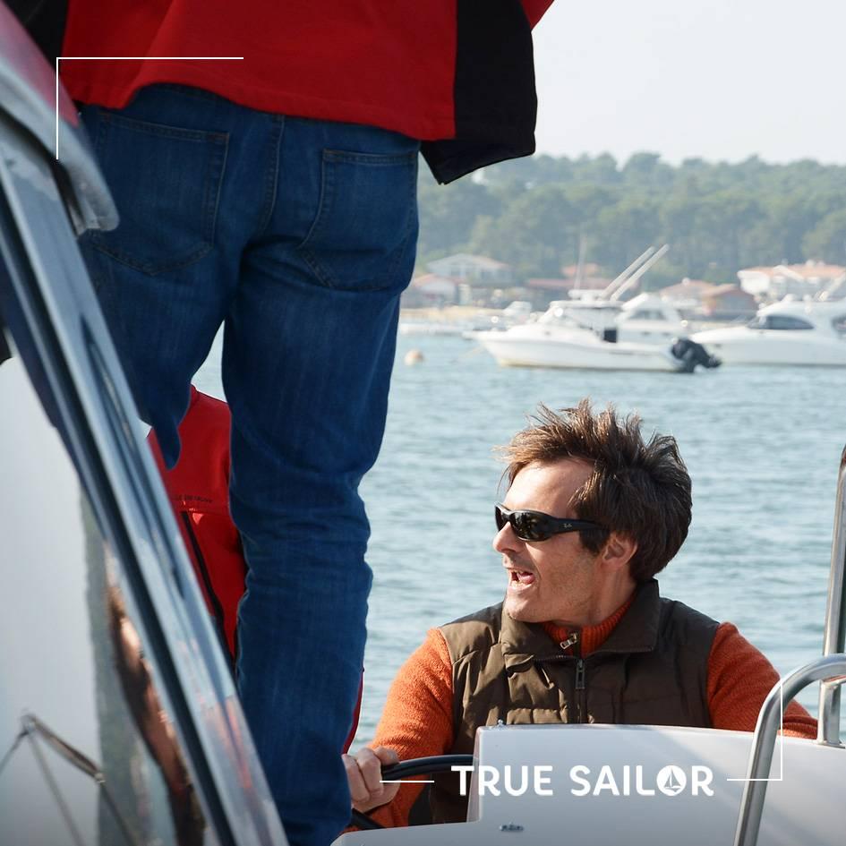 Photo barreur voilier séminaire