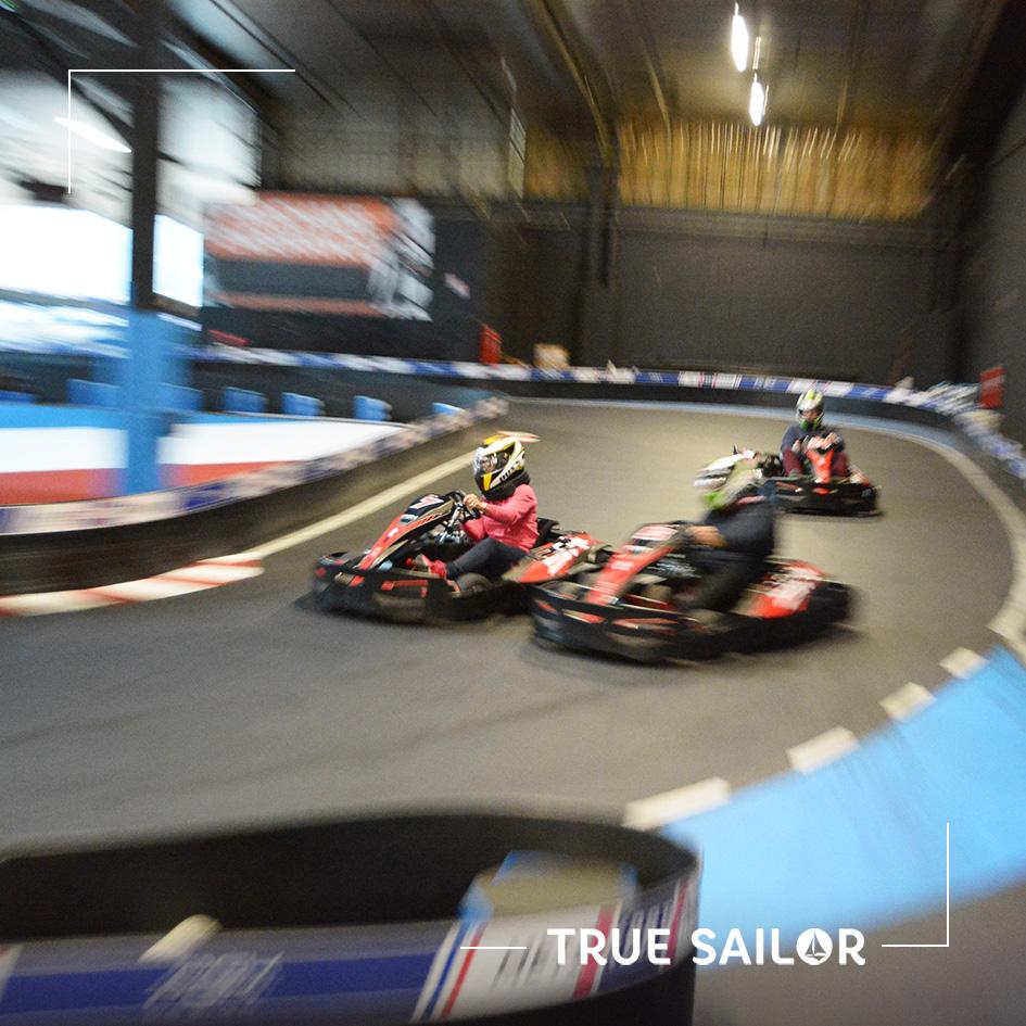 Team building et activité séminaire karting