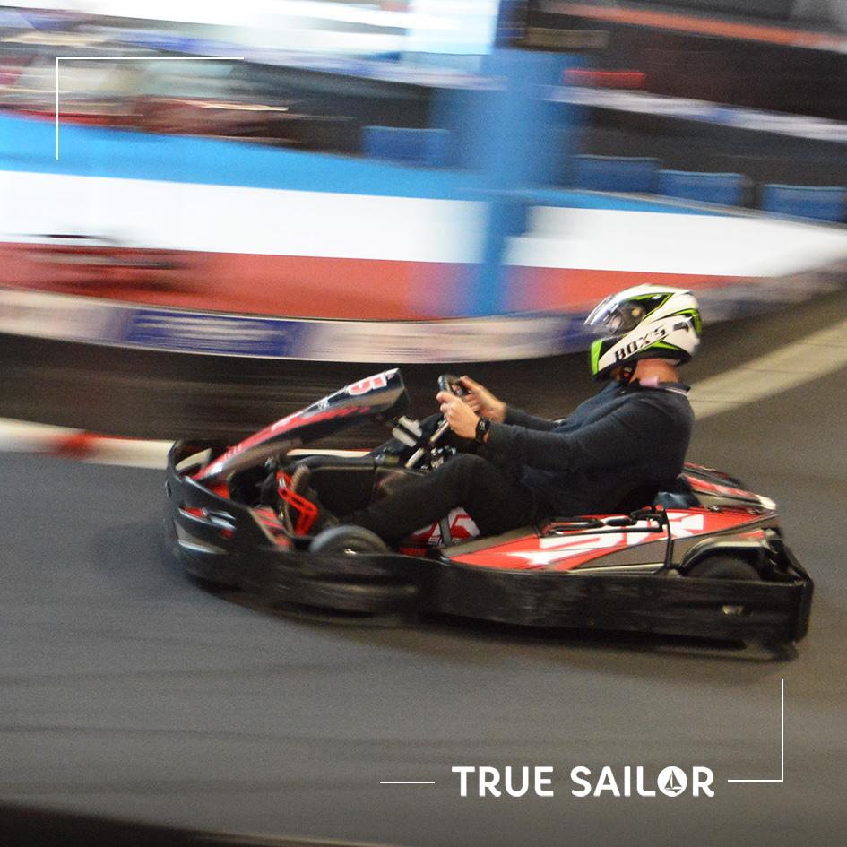 Idée séminaire karting