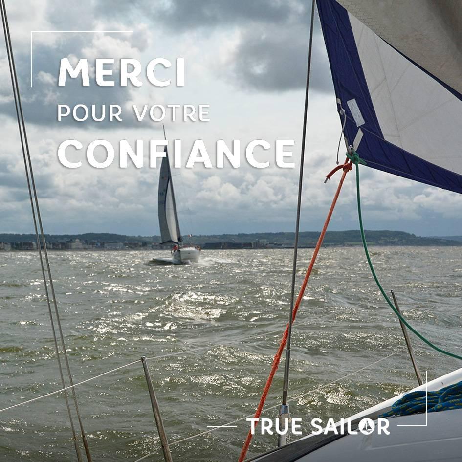 True Sailor cours de voile en ligne