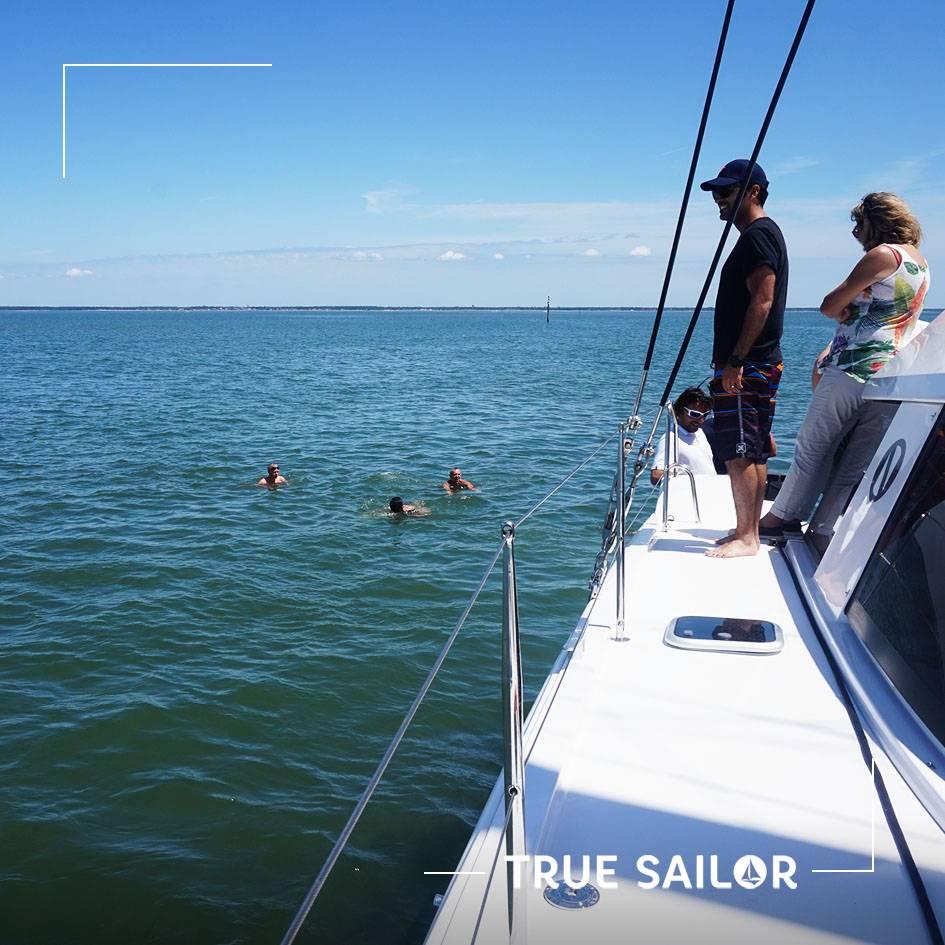 Team building détente et évasion en catamaran à voile