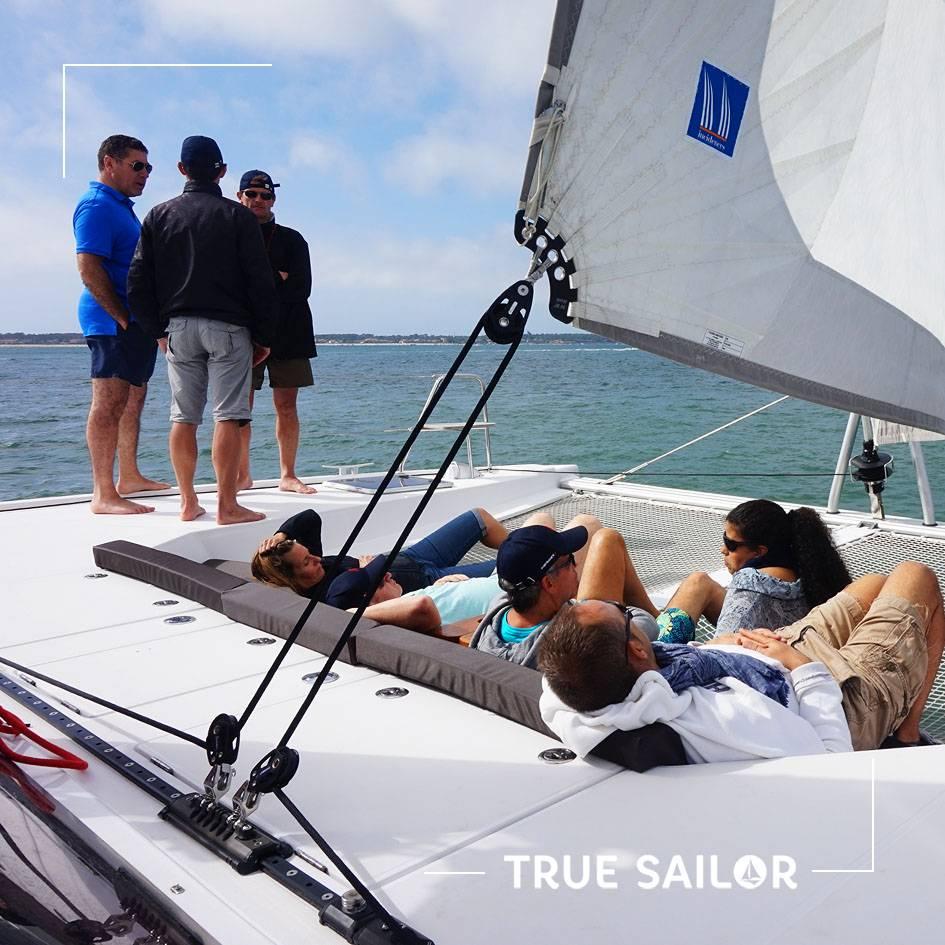 Séminaire détente et évasion en catamaran à voile