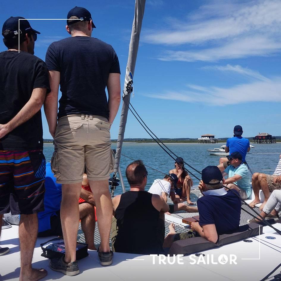 Idée d'activité séminaire bateau à voile