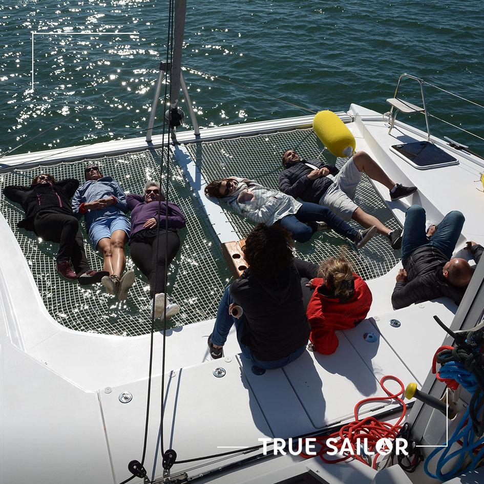 Séminaire détente et évasion en catamaran