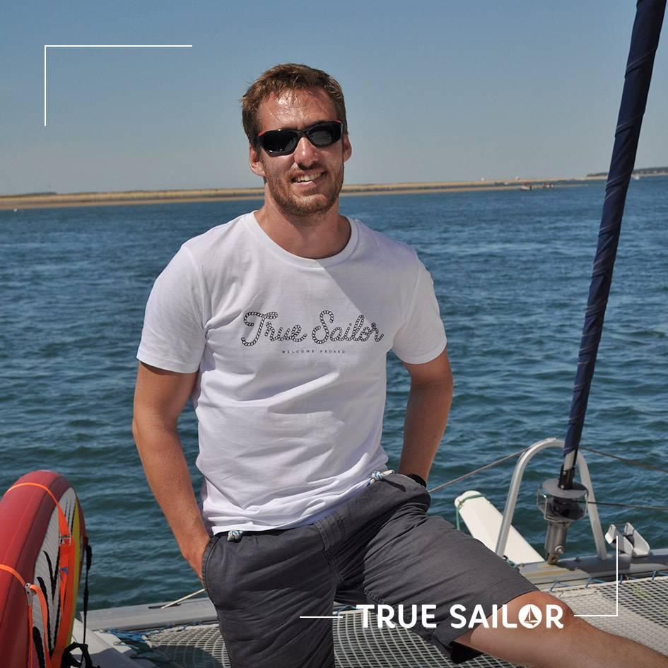 Thomas Boinot séminaire en voilier