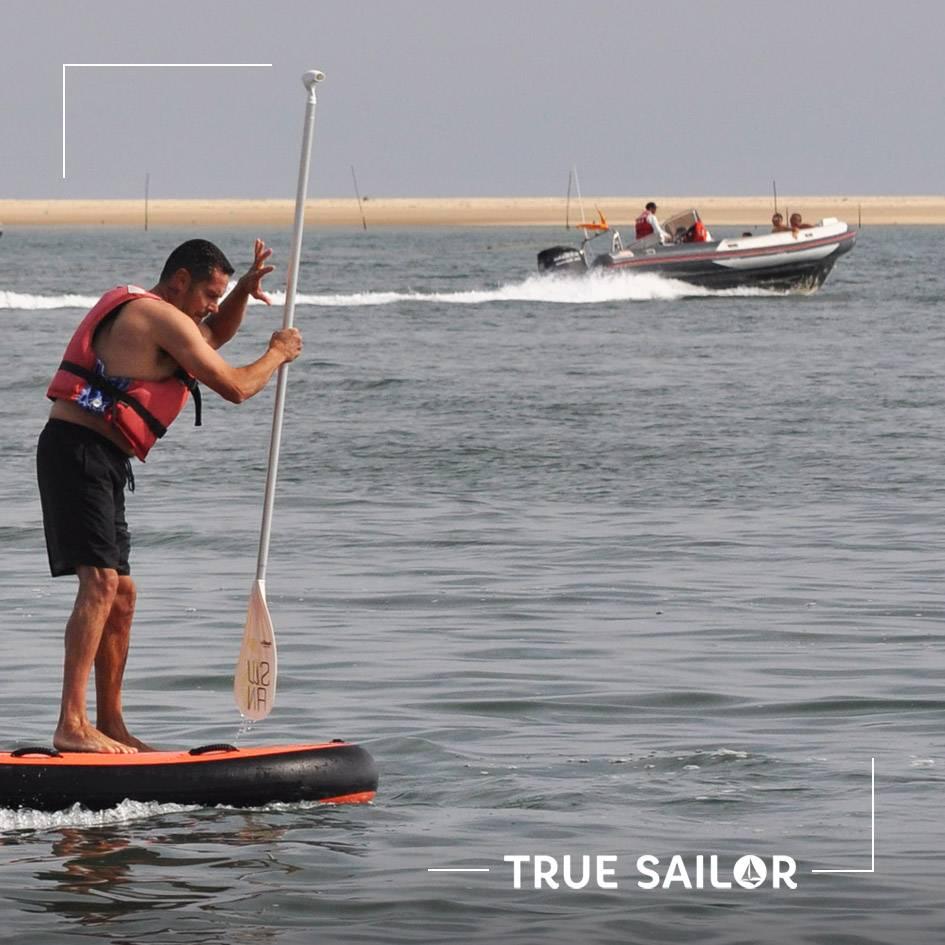 Séminaire sportif paddle