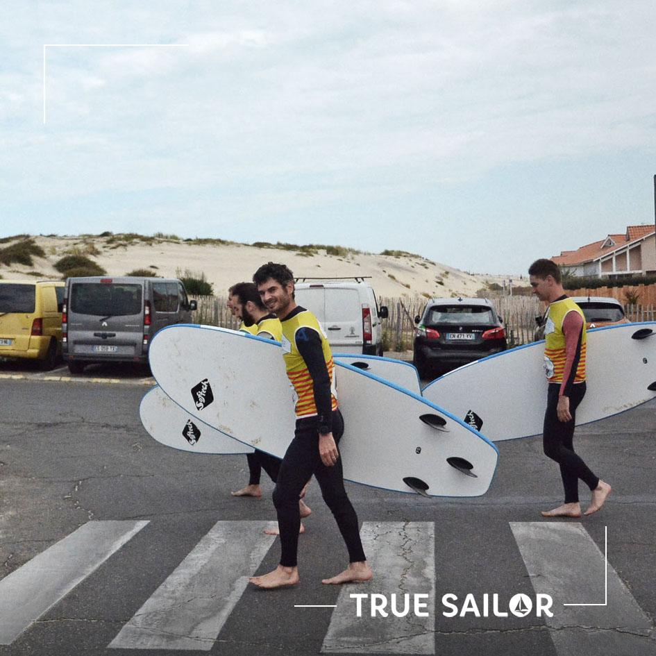 Activité séminaire surf
