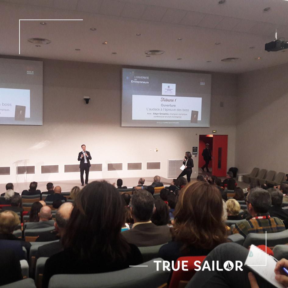 Organiser conference entreprise événement