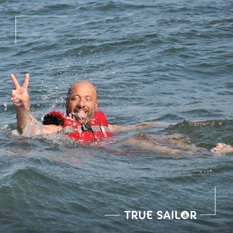 Photo challenge séminaire dans l'eau