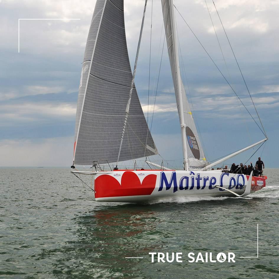 Séminaire en voilier de régate IMOCA La Rochelle