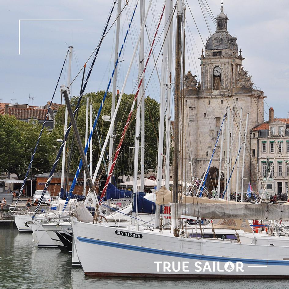La Rochelle séminaire original voiliers