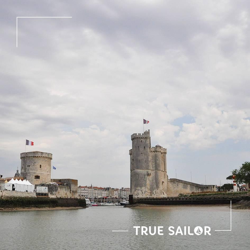 La Rochelle idée de séminaire original bateau